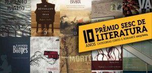 Inscrições para o Prêmio Sesc de literatura seguem até dia 31
