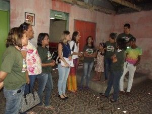Equipe do governo Estadual visita CEAPES