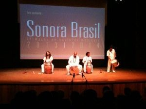 Sonora Brasil se apresenta em Belo Jardim