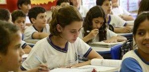 Matrículas para rede pública estadual começam na próxima segunda-feira