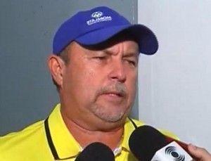 Pedro Manta será o técnico do calango na temporada 2014.
