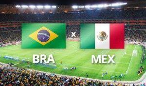 Rumo ao Hexa: Brasil joga hoje contra o México