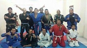 Atletas de Jiu-Jitsu de Belo Jardim estão competindo em Olinda