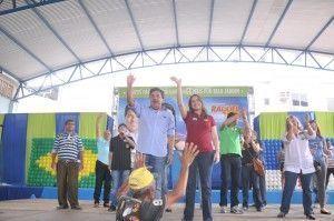 Mendonça filho lança campanha em Belo Jardim em evento concorrido