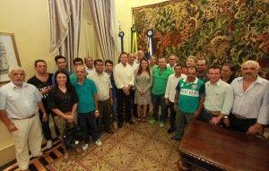 Governador assina ordem de serviço da ampliação da Barragem de Belo Jardim, que será feita com recursos garantidos por Mendonça Filho