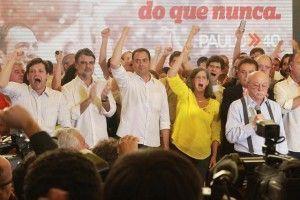 Mendonça participa de primeiro evento da Frente Popular após a morte de Eduardo