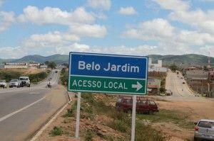 Segunda etapa da obra do novo acesso a Belo Jardim será iniciada em breve