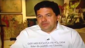 Mendonça Filho reforça empenho para apurar escândalo da Petrobrás