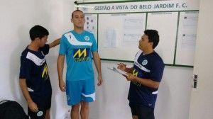Belo Jardim se apresenta para disputa da Série A-2