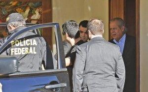 Ministro do STF autoriza transferência de Dirceu para Curitiba