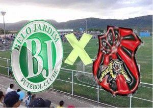 Belo Jardim FC entra em campo nesta quarta-feira (23) diante do Flamengo de Arcoverde no Mendonção em Belo Jardim.