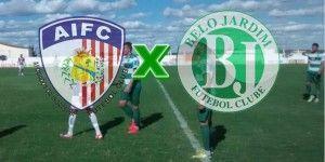Belo Jardim FC abre a 5° rodada da Série A2 diante do Afogados, fora de casa.
