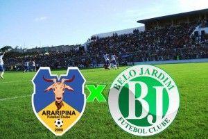 Belo Jardim FC terá jogo decisivo diante do Araripina, nesta quarta-feira (07), no Sertão.