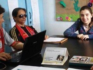 Dificilmente teriam oportunidade', diz jovem que ensina a deficientes visuais