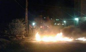 Protestos em Serra dos Ventos atrapalha inauguração de Academia da Saúde