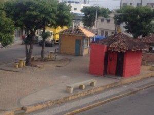 Praça dos Motoristas em Belo Jardim, o retrato do abandono