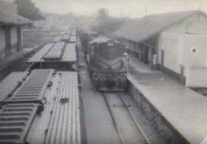 Antiga estação ferroviária de Belo Jardim se encontra em total abandono