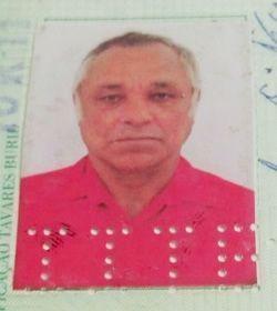João Braz da Silva, de 62 anos. Foto: Agreste Violento