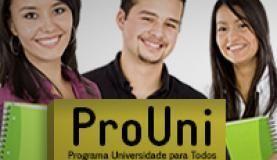 Estudantes podem fazer inscrições para o ProUni a partir de hoje
