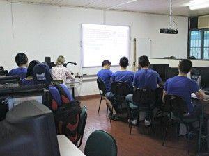 Sesi-PE oferece 11.600 vagas para cursos online, supletivo e informática