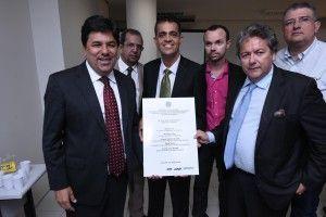Mendonça Filho já liberou mais de R$ 4 milhões para modernização do centro cirúrgico do HU-Univasf