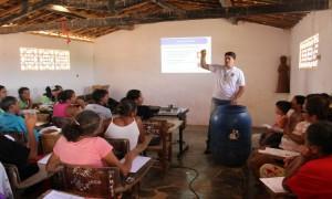 Campus Belo Jardim realiza curso para moradores da zona rural