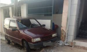 Motorista suspeito de embriaguez atropela mulheres e duas crianças em Sanharó