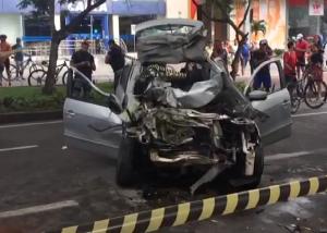 Morre segunda vítima de acidente ocorrido após festa em Caruaru