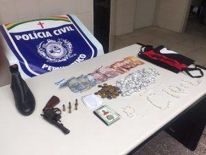 Suspeito de tráfico de drogas usa filho como 'escudo' para não ser preso em São Caetano