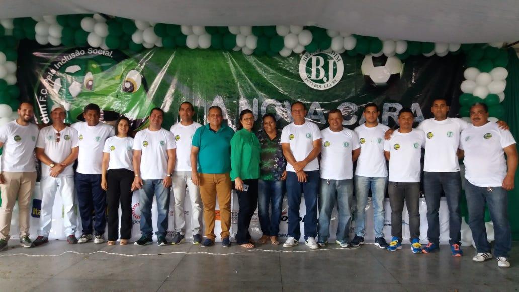 Quarto ano do Projeto Belo Jardim Campeão foi apresentado a população
