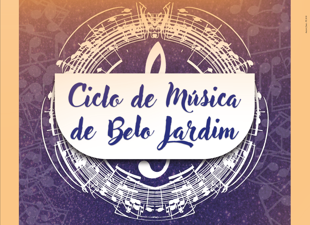 Sesc Ler apresenta o Ciclo de Música em Belo Jardim, no Agreste