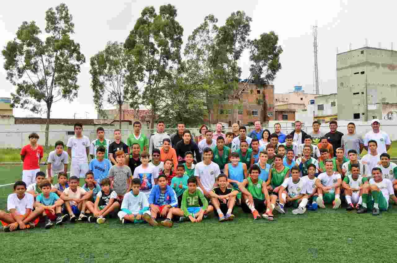 Ao todo são cerca de 200 jovens beneficiados pelo Projeto Belo Jardim Campão, anualmente. (Foto: Pollyana Batista).