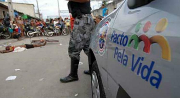 Quarenta e quatro pessoas são assassinadas no fim de semana em Pernambuco
