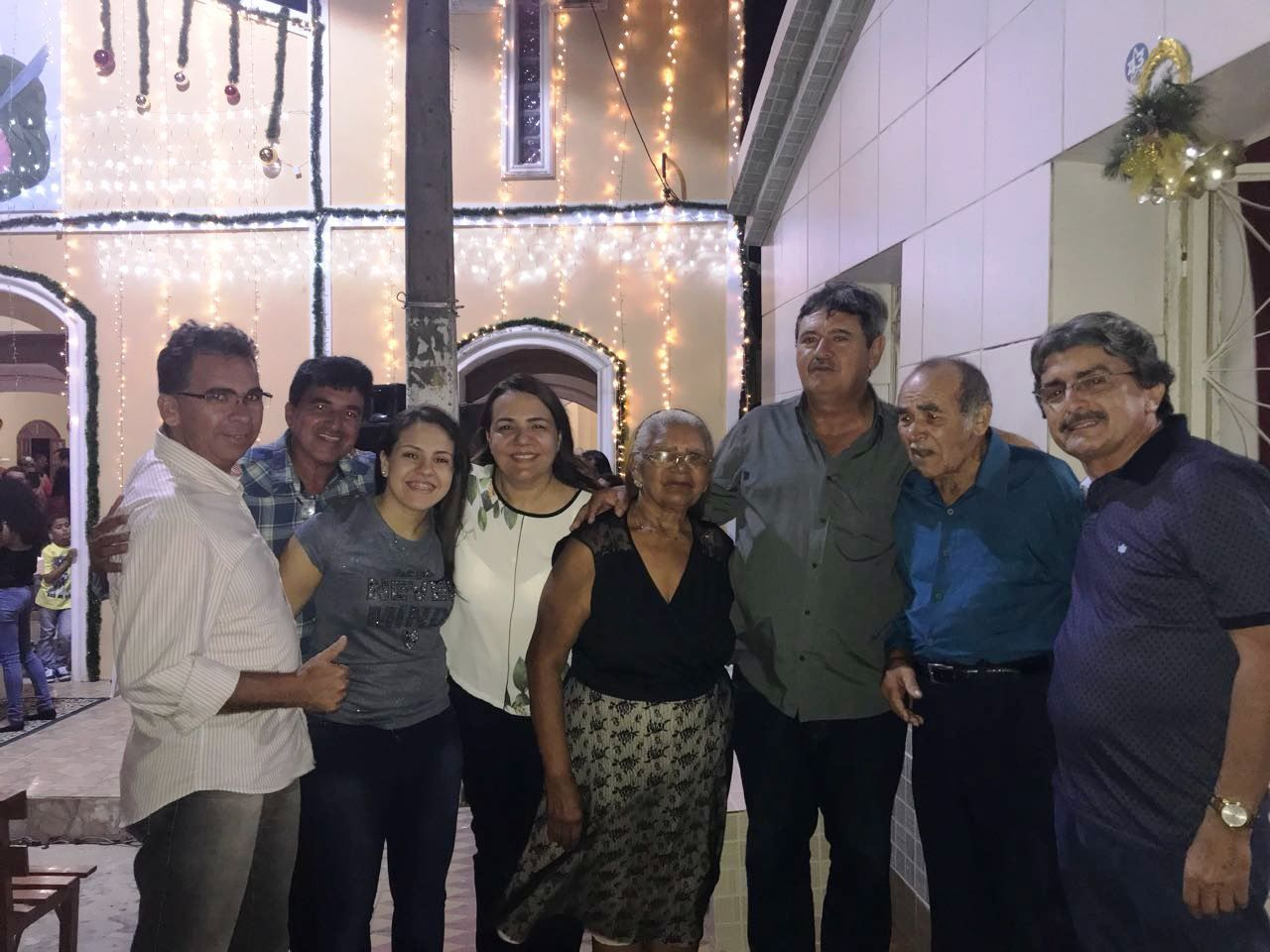 Festa de Santa Luzia reúne autoridades e cumunidade em Belo Jardim