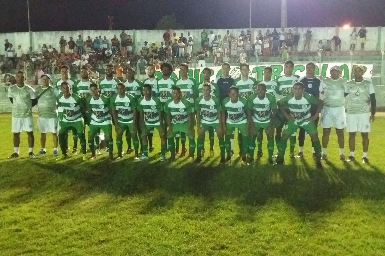 Próximo jogo do Calango será nk dia 7 de janeiro (Foto: Belo Jardim F. C./ Divulgação)