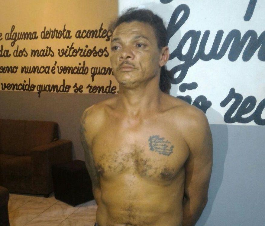 Homem é preso em flagrante por assassinato em São Bento do Una, no Agreste