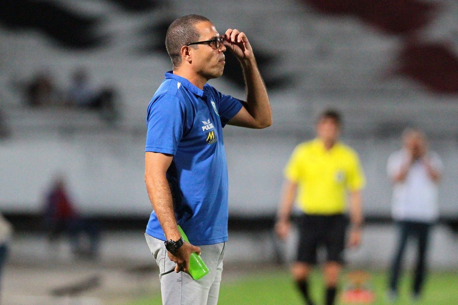 (Foto: Marlon Costa / Pernambuco Press).