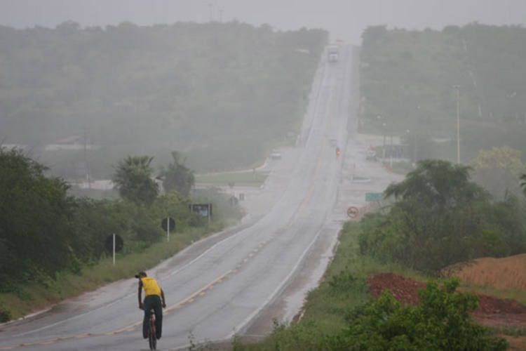 Apac emite alerta de fortes chuvas para a RMR, Mata Sul e Agreste