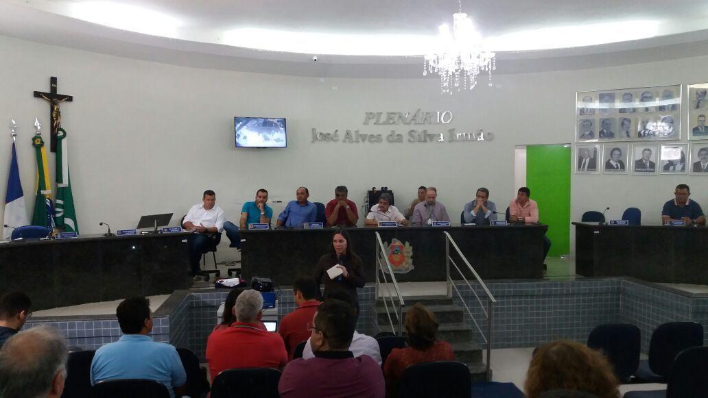 Compesa apresenta projeto de esgotamento sanitário para Belo Jardim