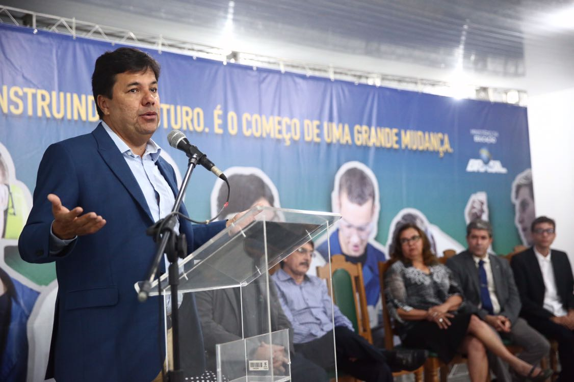 Ministro Mendonça Filho inaugura obras de acessibilidade no IFPE Belo Jardim