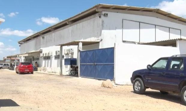 Corpo da criança foi encaminhada ao Instituto de Medicina Legal de Caruaru / Foto: reprodução/TV Jornal