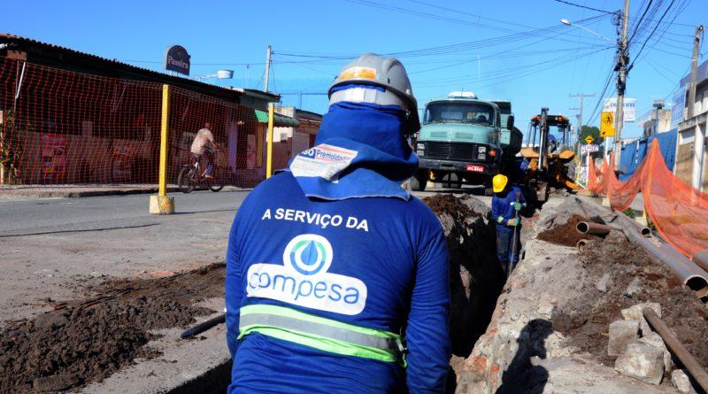 Compesa esclarece caso do suposto assaltante disfarçado de funcionário em Belo Jardim