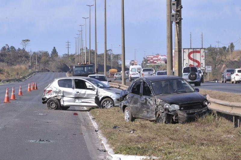 Acidentes no trânsito têm impacto de R$ 199 bilhões na economia brasileira