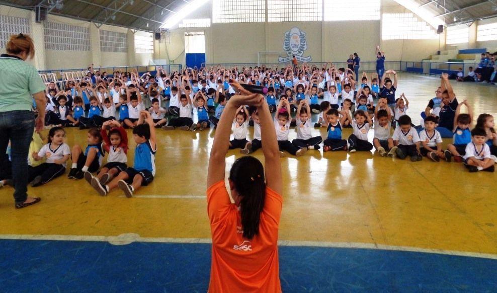 O evento mundial, que é um convite ao fim do ócio, acontece nesta quarta-feira. Foto: Divulgação / Sesc