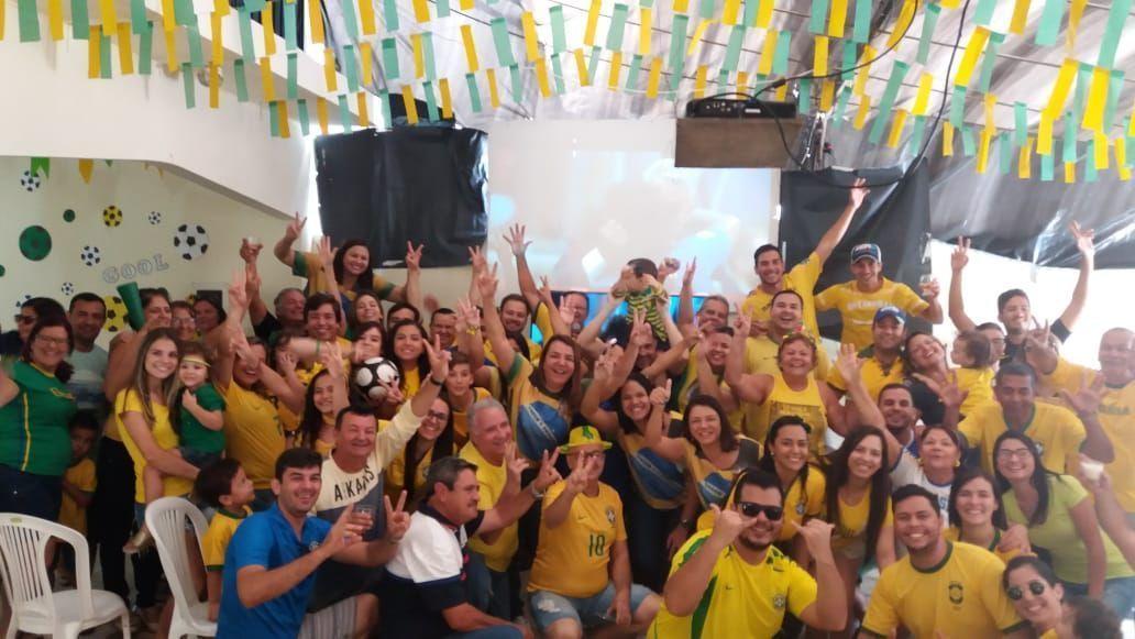 Andréa e Vinícius cumprem agenda positiva em Belo Jardim