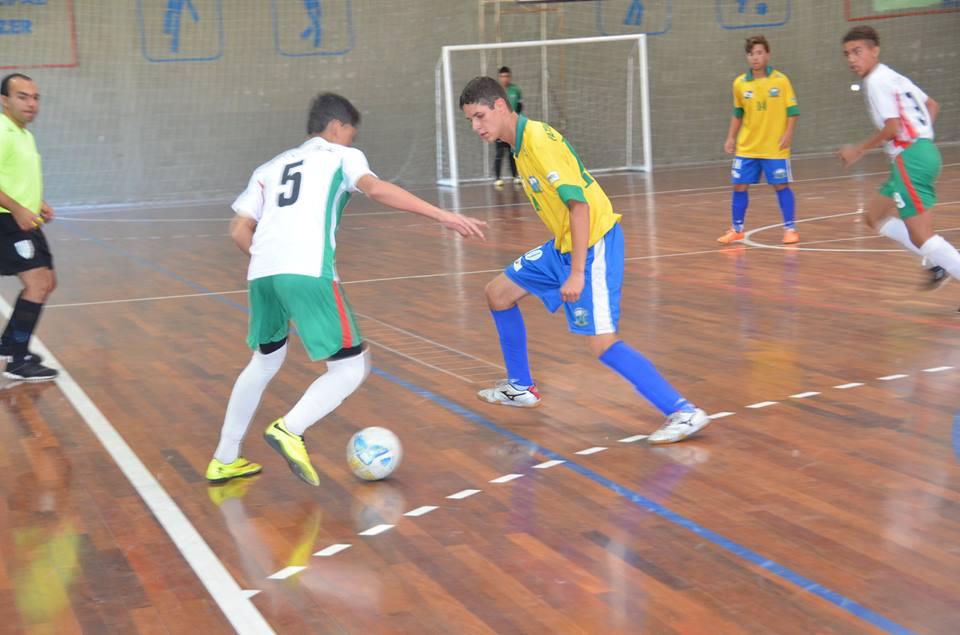 Torneio de futsal acontece neste domingo em Belo Jardim