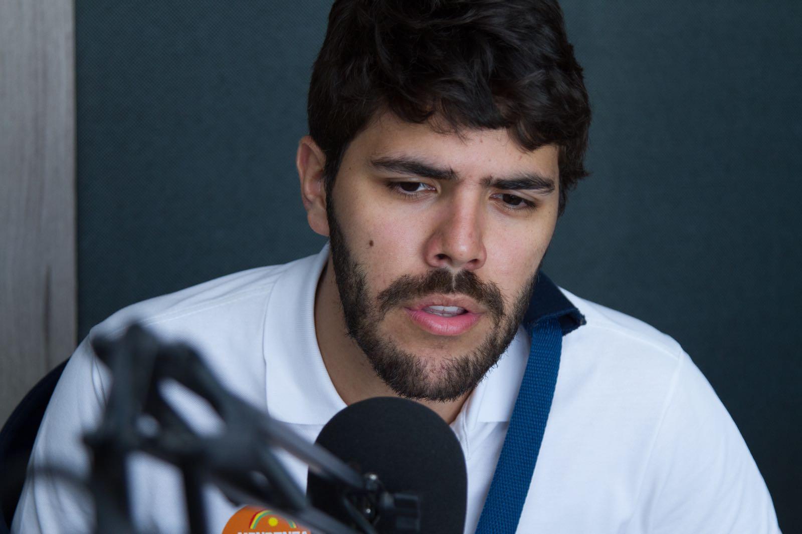 Em entrevista, Vinícius garante inovação na política e continuidade ao trabalho do Grupo Mendonça em BJ