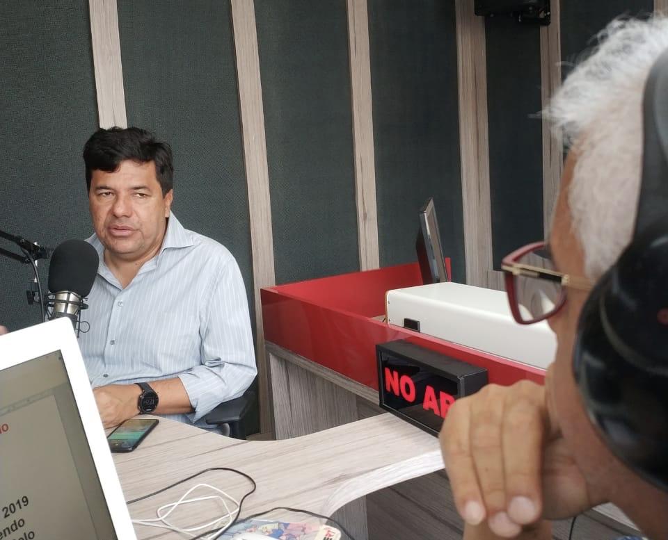 Em entrevista, Mendonça agradece votação em BJ e reafirma compromisso de trabalho pelo município