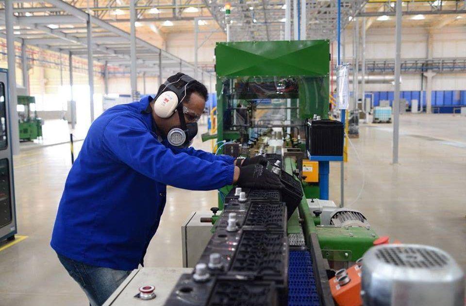 Setor de indústria de transformação foi o que apresentou melhor saldo. Foto: Reprodução