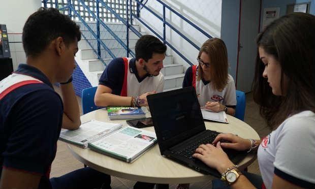 Divulgação/ Colégio GGE